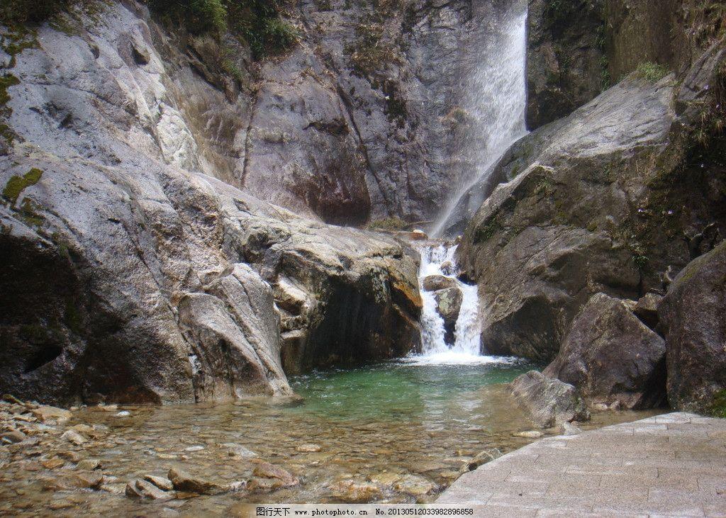 旅游摄影 国内旅游  南岭国家森林公园小瀑 南岭 国家森林公园 小瀑布