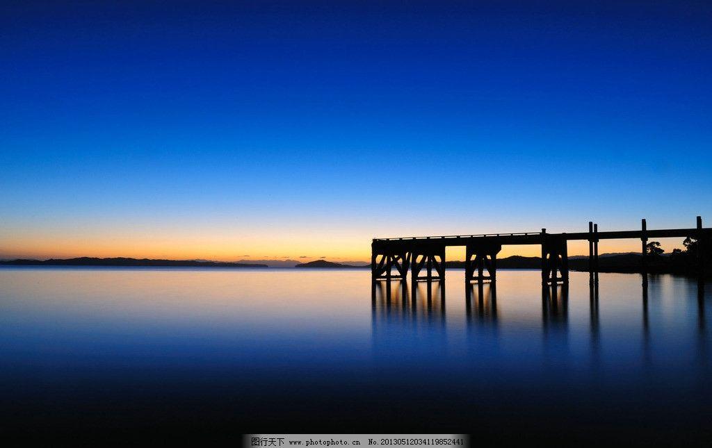 江边晚霞 唯美 傍晚 夕阳 宁静 自然风景 旅游摄影