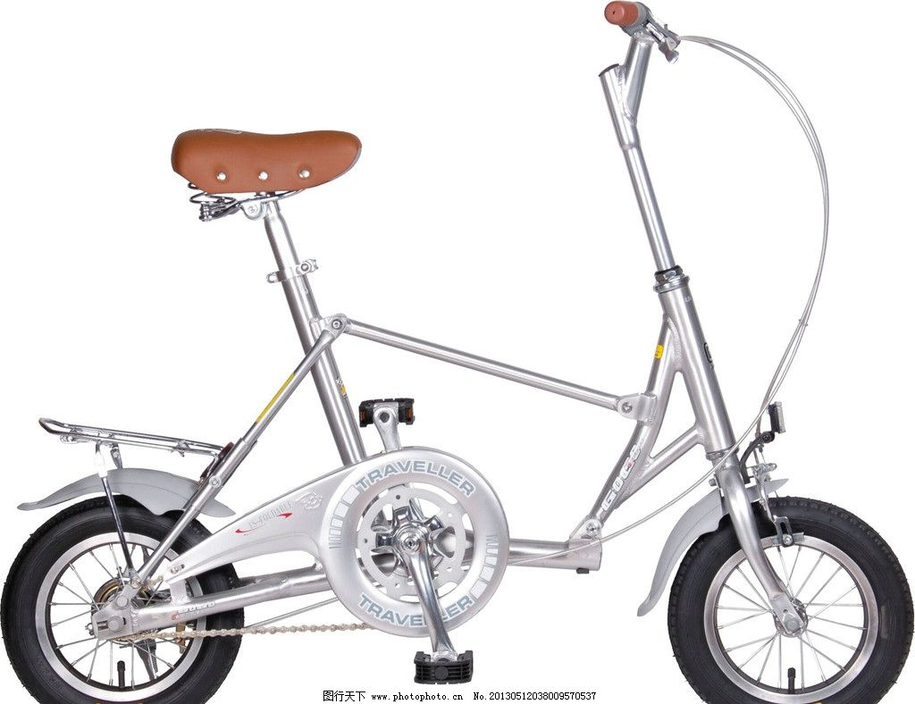 折叠自行车 自行车 脚踏车