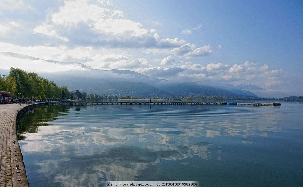 海边风景 自然风景 傍晚 蓝天 白云 大海 山水风景 自然景观 摄影 96