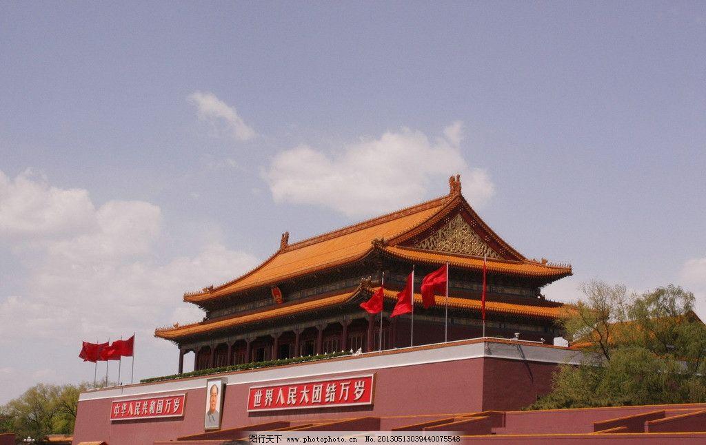 天安门 人民英雄纪念碑 北京 故宫 建筑 建筑摄影 建筑园林 摄影 72