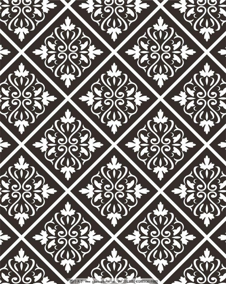设计图库 底纹边框 背景底纹  时尚潮流图案 线条 对比 重复 连续