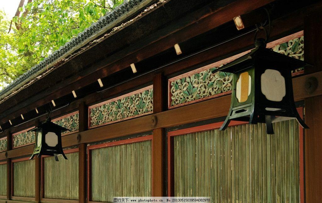 建筑 日本风 走廊 古风 屋子 园林建筑 建筑园林 摄影 72dpi jpg