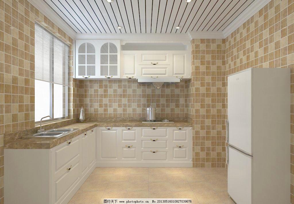 欧式厨房图片图片