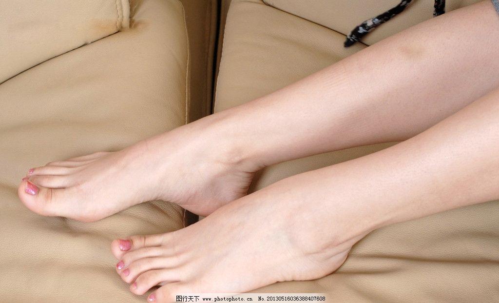 美脚 脚丫 腿形 脚指甲