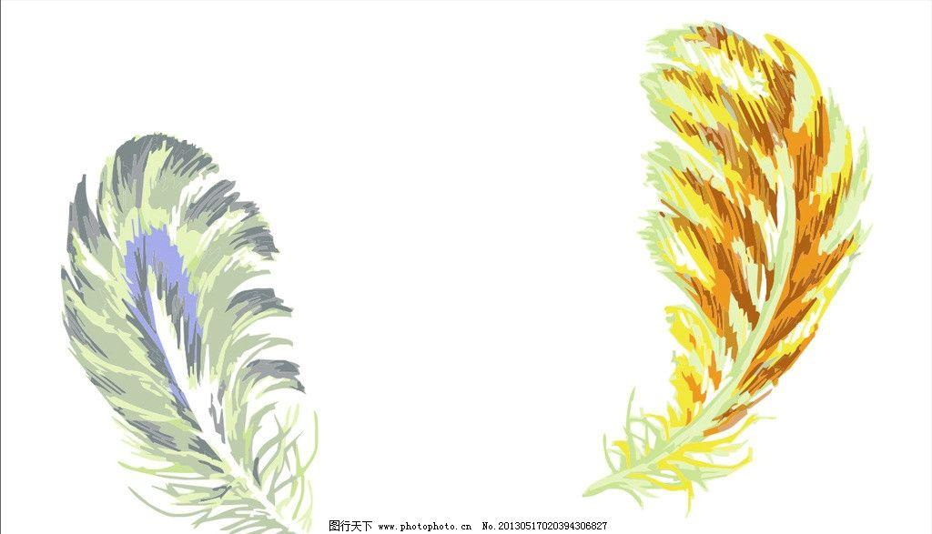 羽毛花纹 羽毛底纹 花边 相框花边 花纹 装饰花纹 欧式花纹 韩式花纹