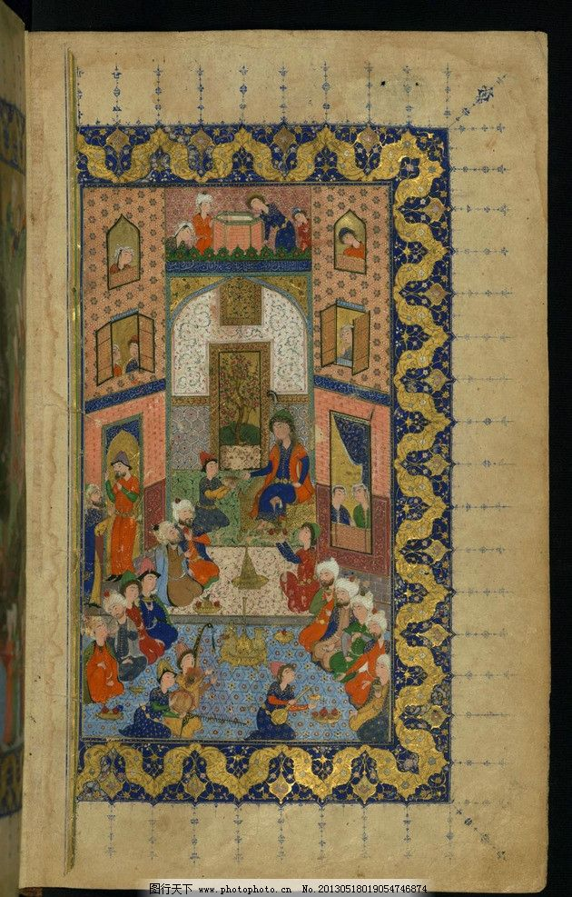 阿拉伯绘画