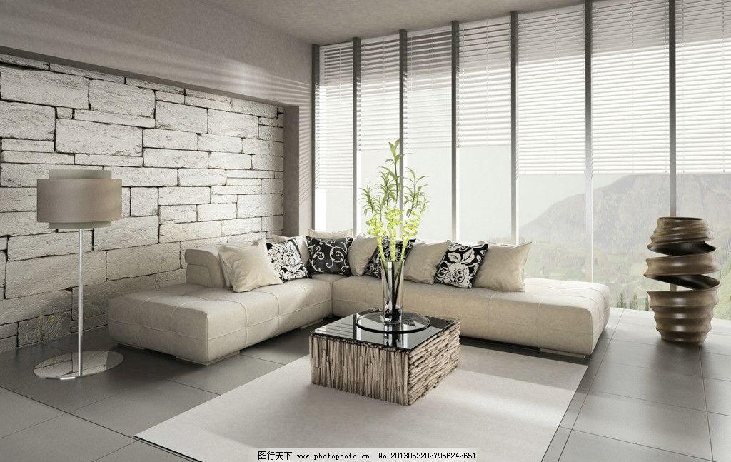 创意家居设计图片_室内设计图片