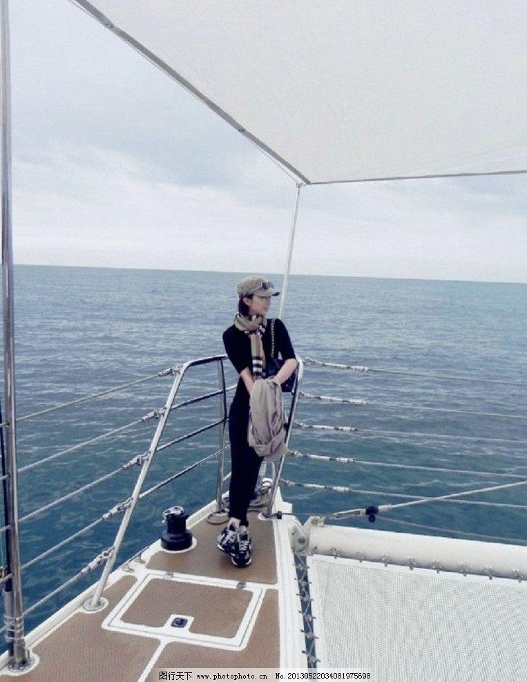 去韩国济州岛的船上图片