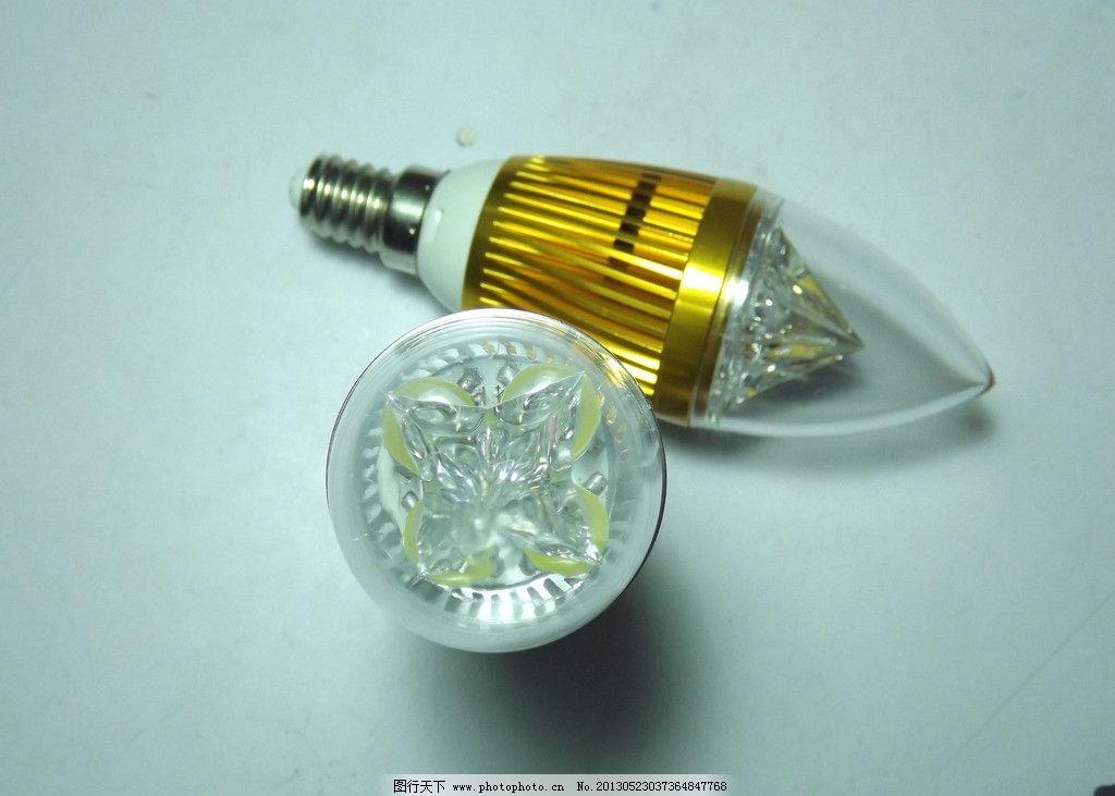 led蜡烛灯图片