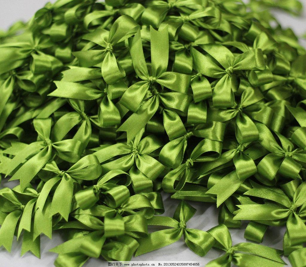 蝴蝶结 喜糖盒 纯手工制作 绿色 打蝴蝶结 节日庆祝 文化艺术 摄影 72