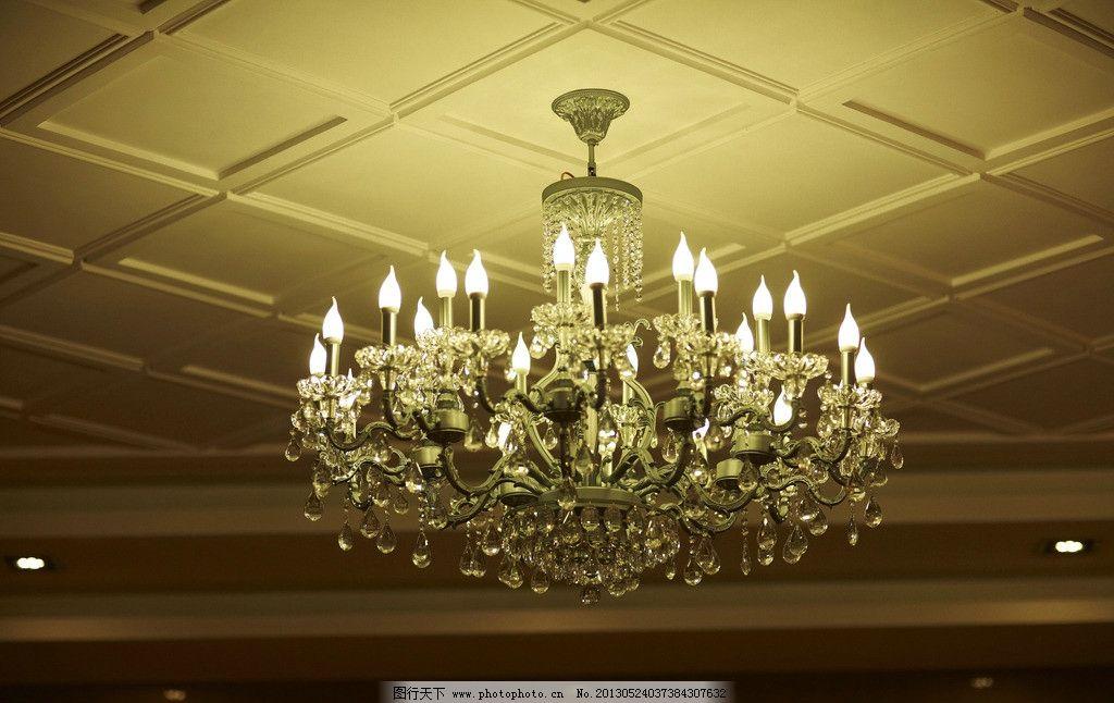 欧式吊灯 欧式 欧美 吊灯 水晶灯 灯光 天花板 水晶吊灯 金属 家居