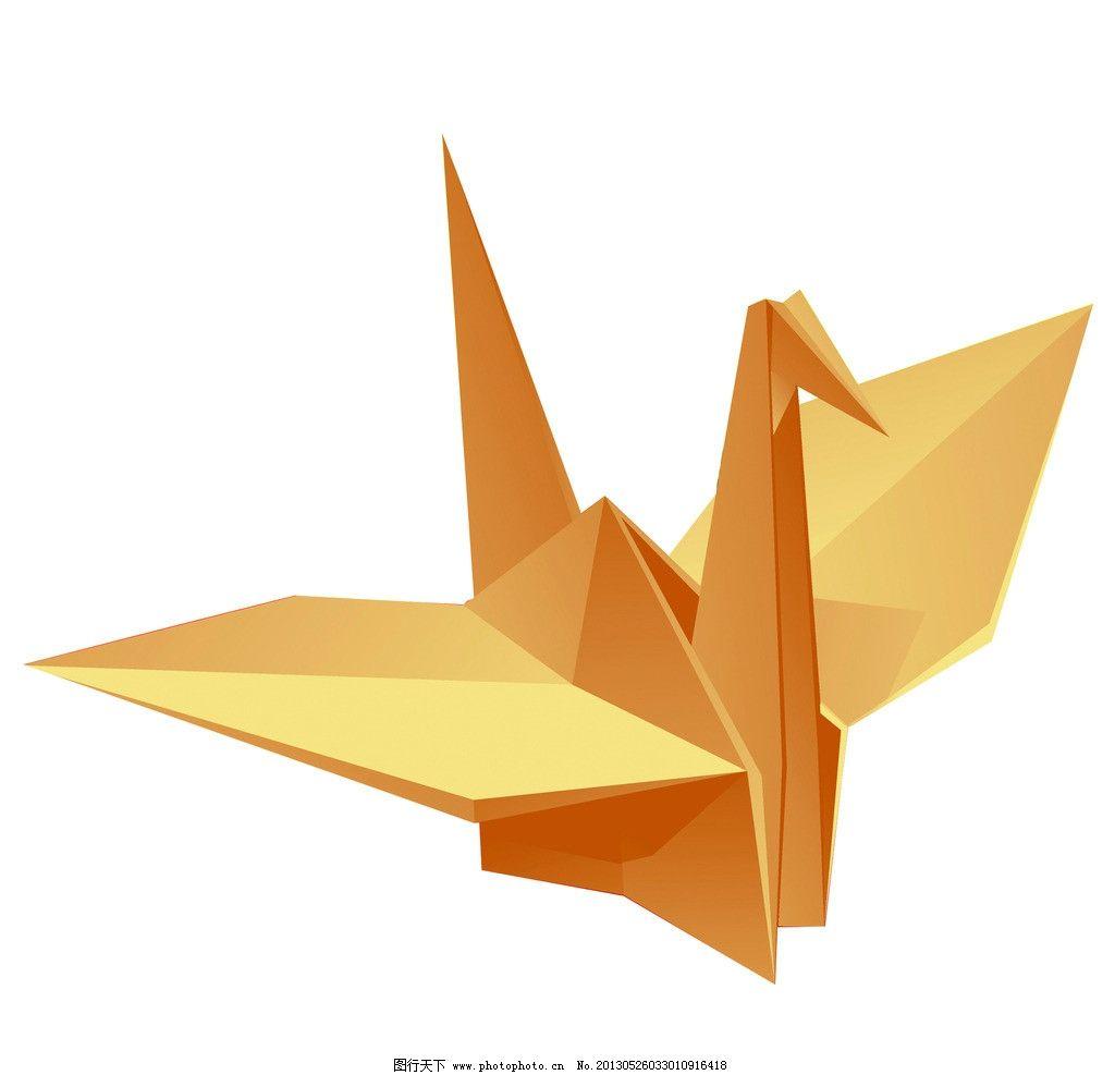 祝福-千纸鹤素材图片