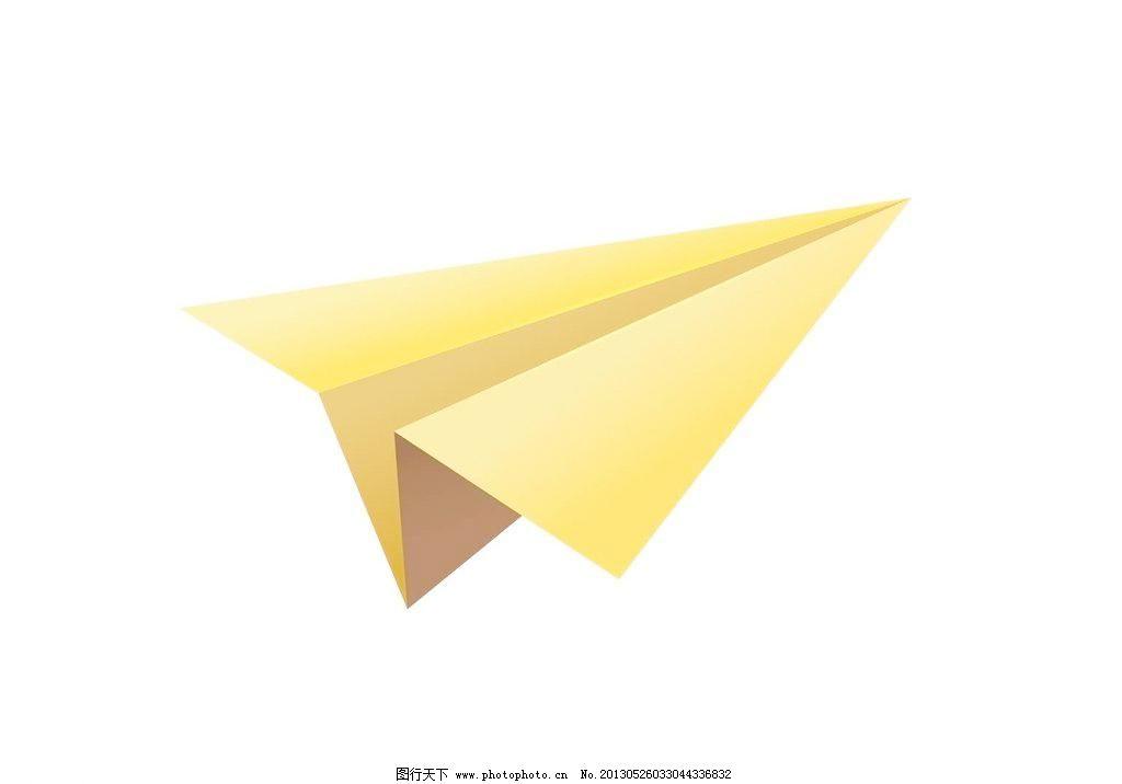 纸飞机模板下载 纸飞机