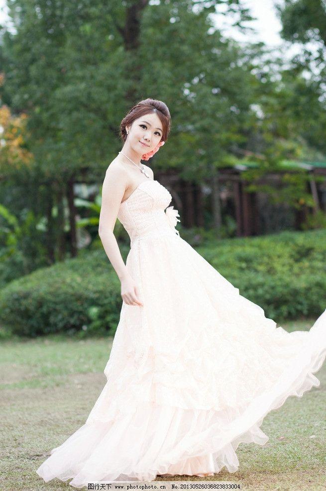 时尚美女连衣裙 气质美女 婚纱美女 婚纱礼服 清纯美女 可爱美女