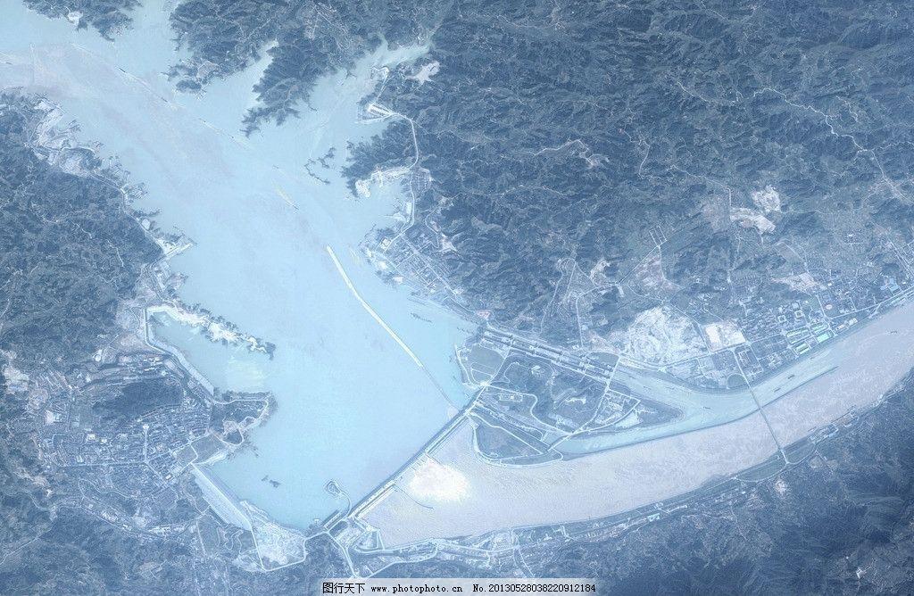 三峡大坝图片
