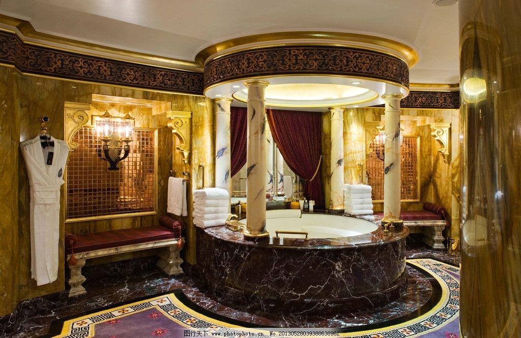 迪拜别墅豪华装修