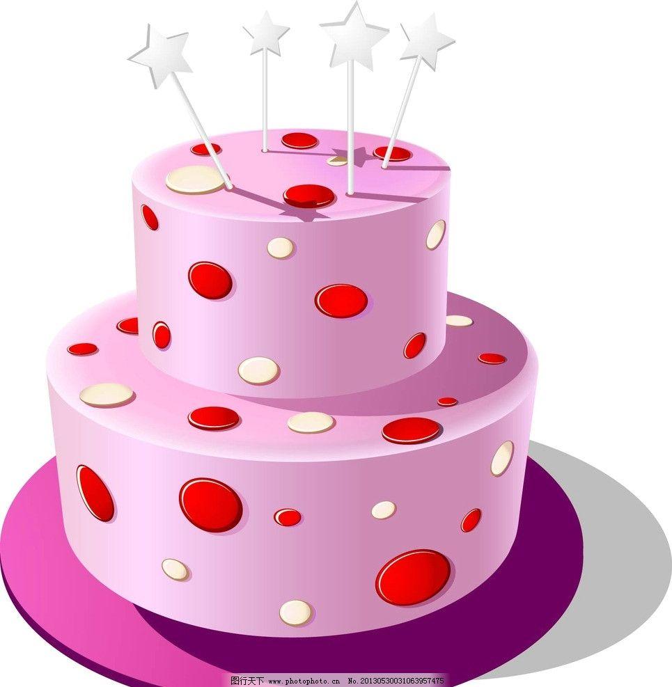小娃可爱蛋糕图片