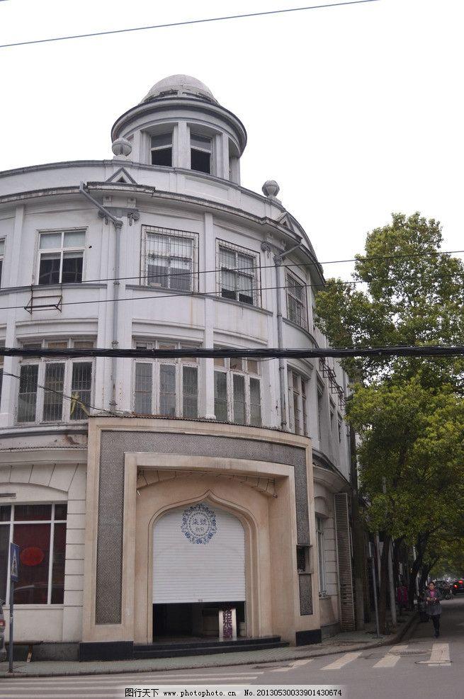 欧式建筑 江汉路步行街建筑