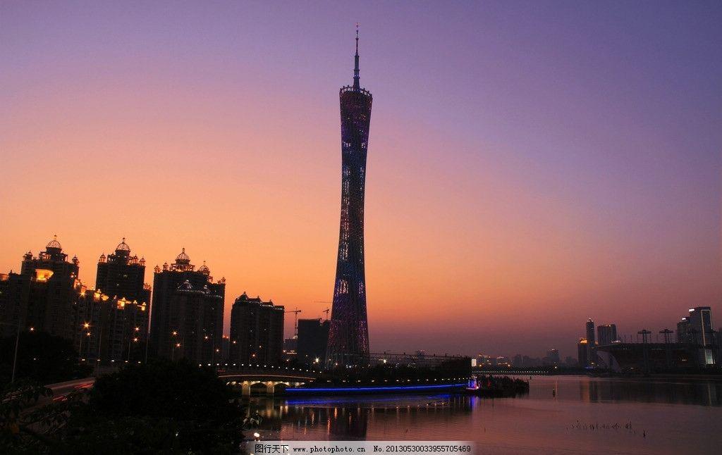 广州塔图片_国内旅游_旅游摄影