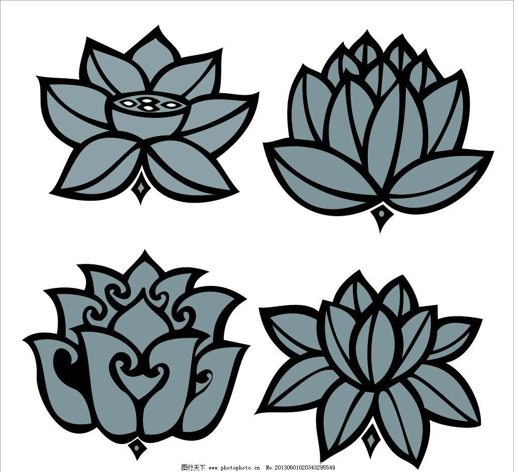 花纹 花边 相框花边 装饰花纹 欧式花纹 韩式花纹 日式花纹 经典花纹