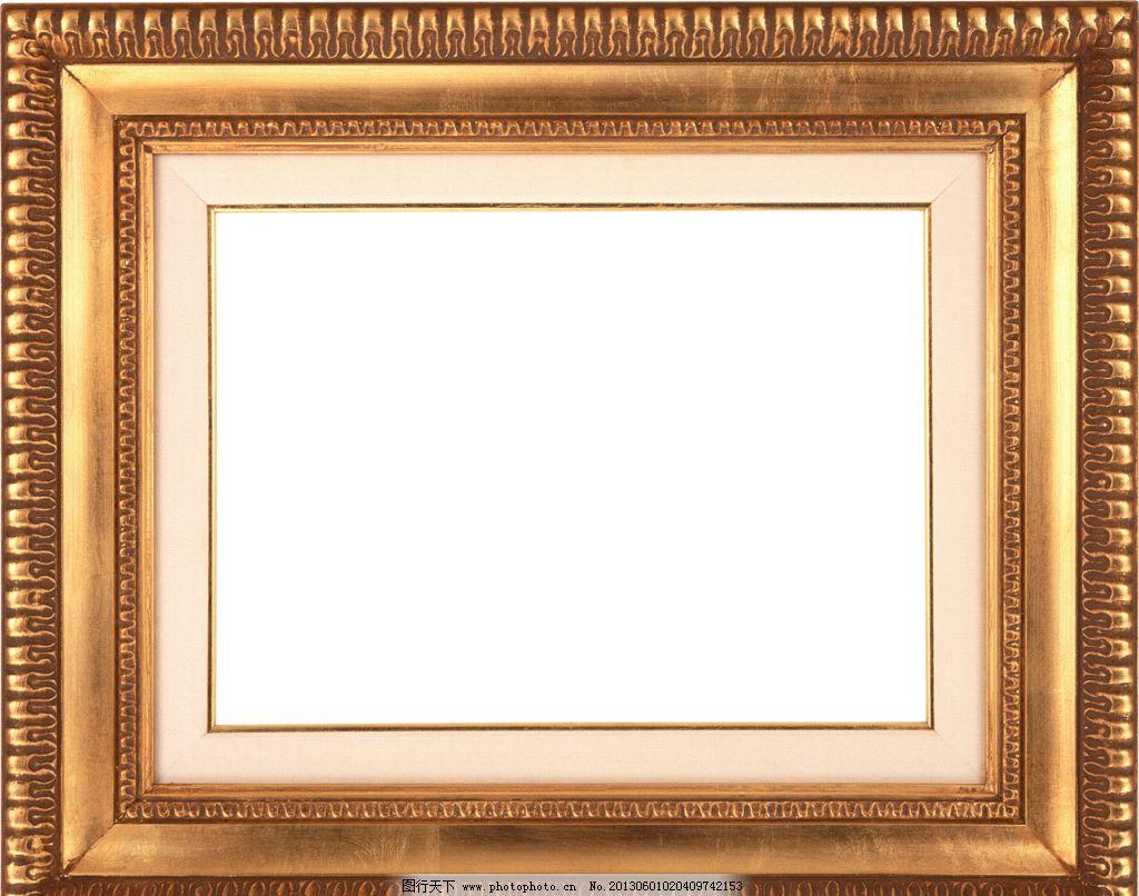 欧式边框 欧式画框相框设计素材