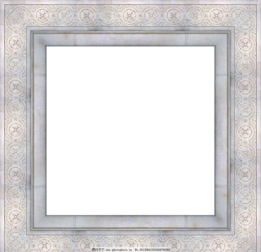 欧式边框 欧式画框相框设计素材图片