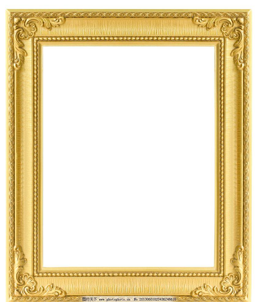 欧式画框相框模板下载 欧式画框相框 欧式画框 欧式边框 画框 油画框