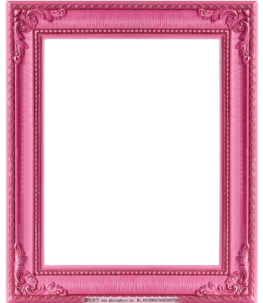 欧式相框图片_其他_装饰素材_图行天下图库