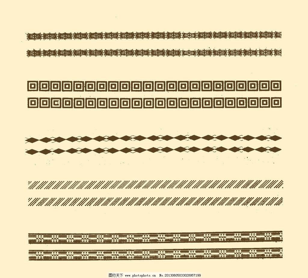 花边 外框 框线 装饰 花纹 边框 线条 边框角花 psd分层素材 源文件 3