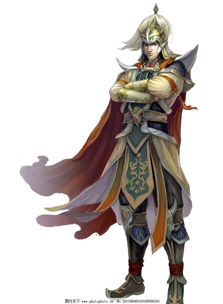 动漫人物 战士 数字绘画 艺术 绘画 游戏原画 高清壁纸 游戏壁纸 壁纸