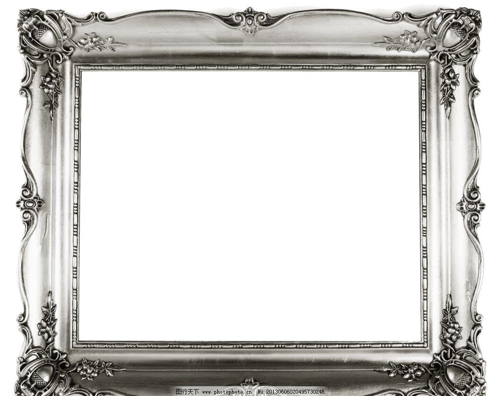 欧式相框 欧式画框 欧式边框 相框 画框 边框 油画框 花纹边框 时尚