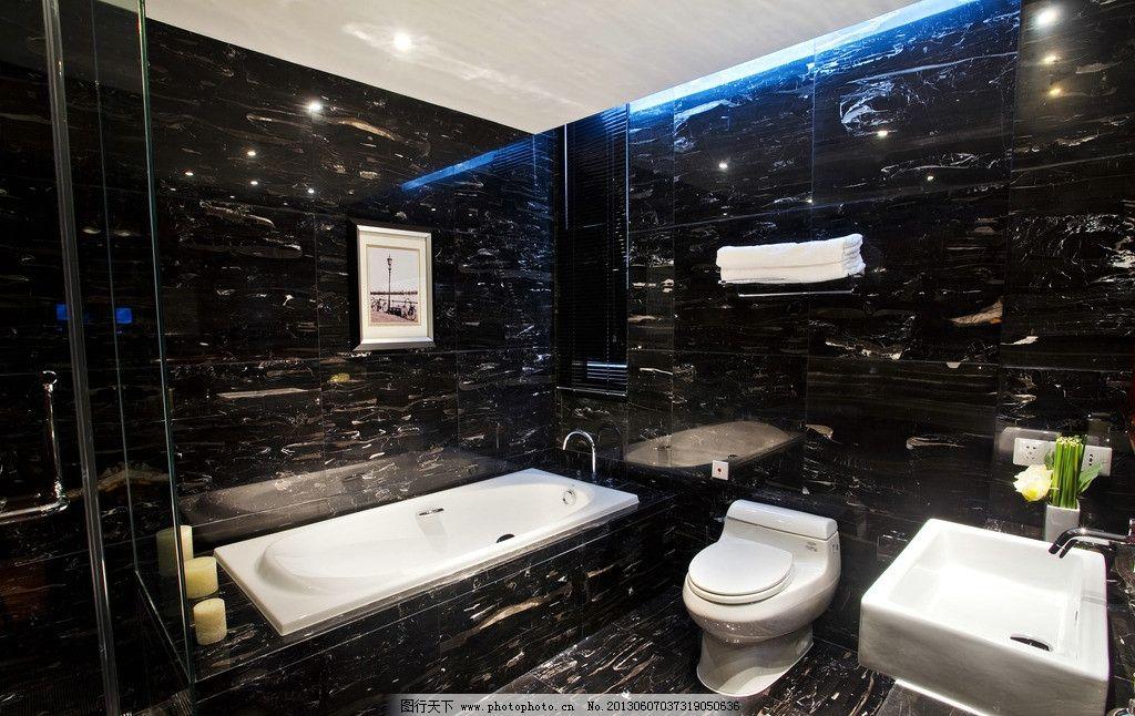 豪宅精装卫生间 豪宅卫生间