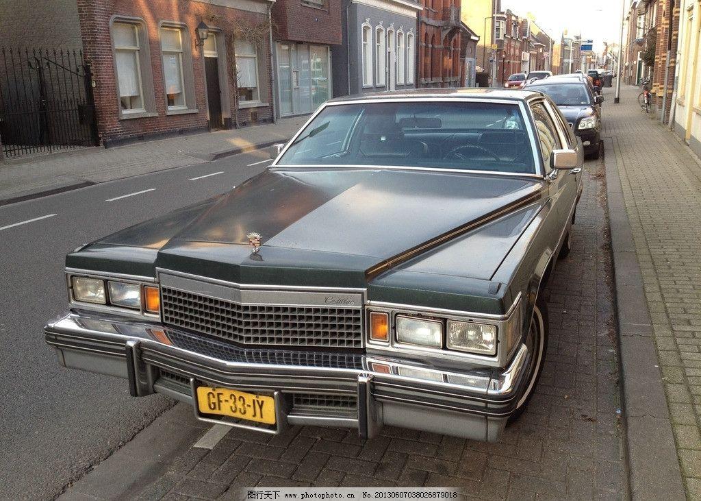 老式凯迪拉克 老式 凯迪拉克 汽车 轿车 国外 美国 老爷车 汽车系列