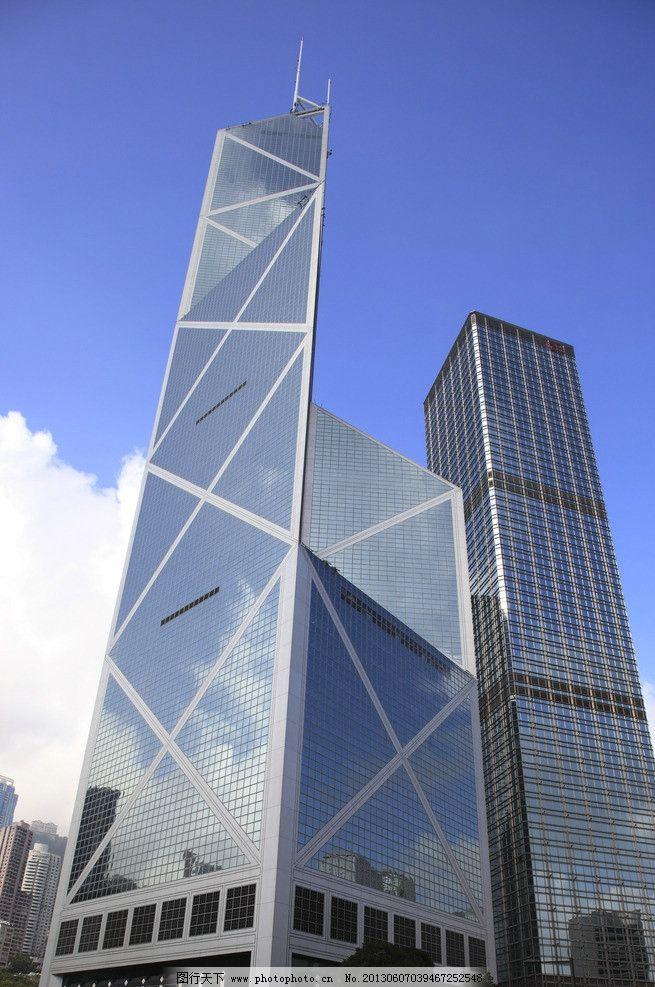 香港中银大厦图片