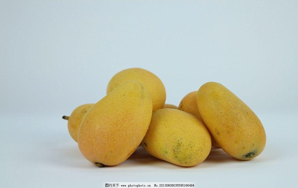 彩泥手工制作大全水果芒果