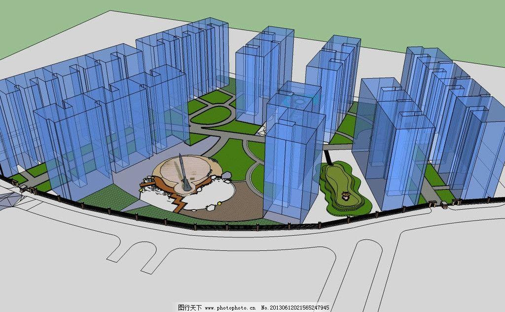 著名建筑物模型-建筑物模型制作视频_手工制作建筑物