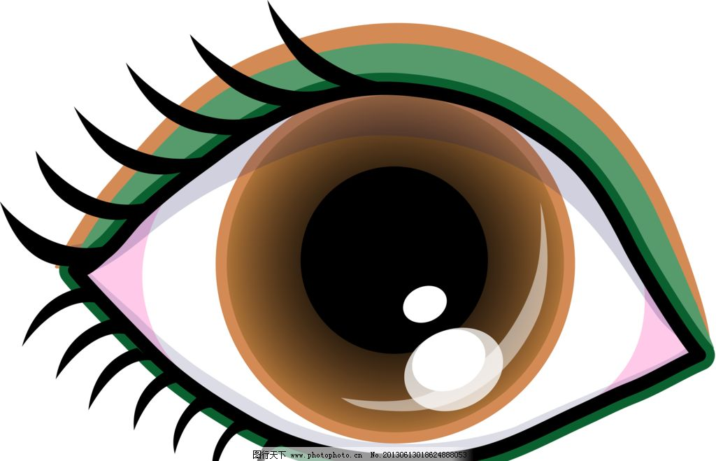 眼睛 眼镜 视力 保护视力 眼科 其他 动漫动画 设计 118dpi png