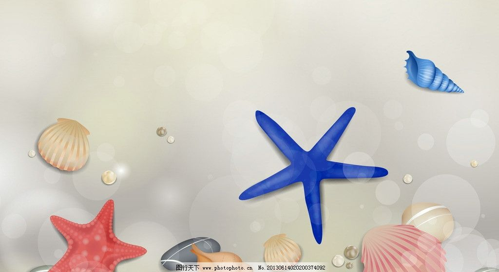 海底世界图片_背景底纹_底纹边框_图行天下图库