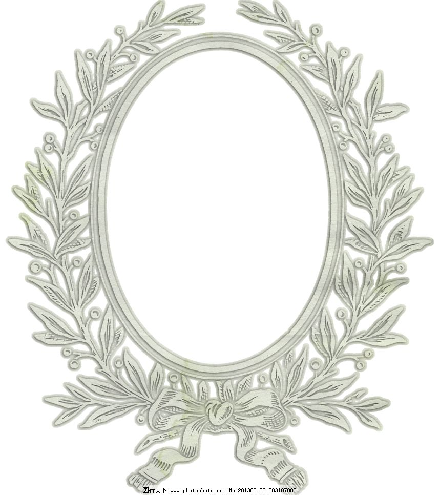 欧式边框图片_其他_装饰素材