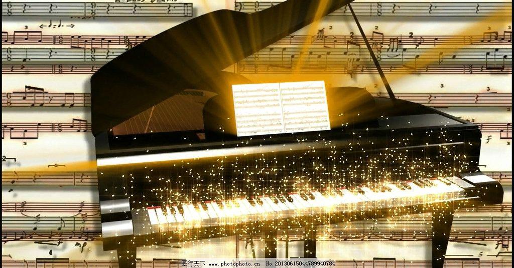 钢琴舞台装修效果图