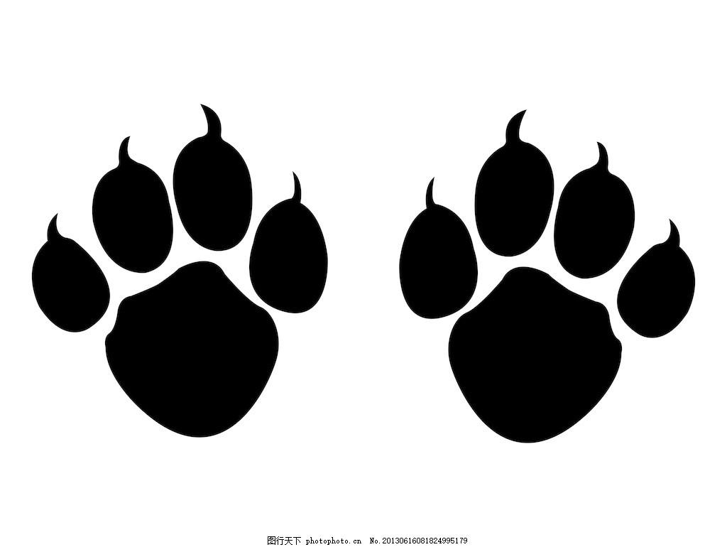 动物的爪子
