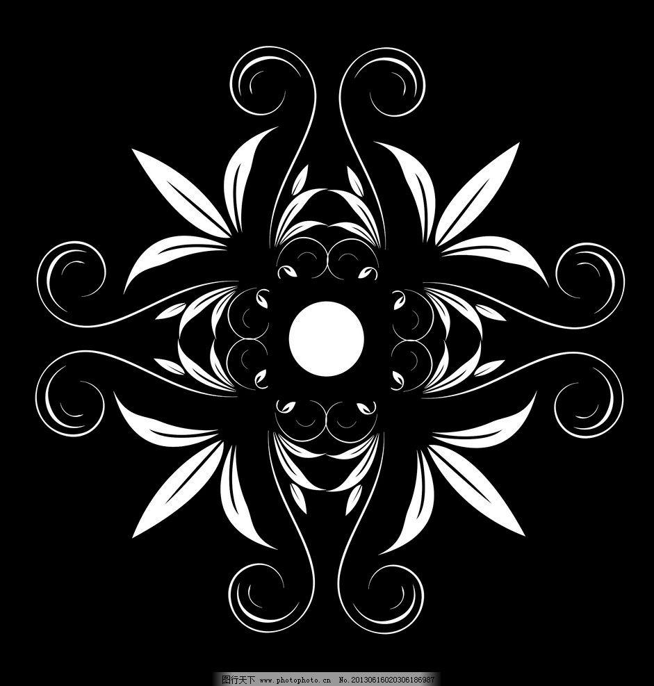 雕花 镂空 隔断 花图片