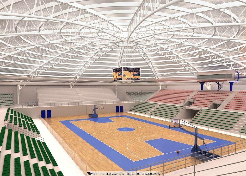 篮球场 运动 塑胶地板 木地板 现代化健身房 室内篮球场 健康 体育