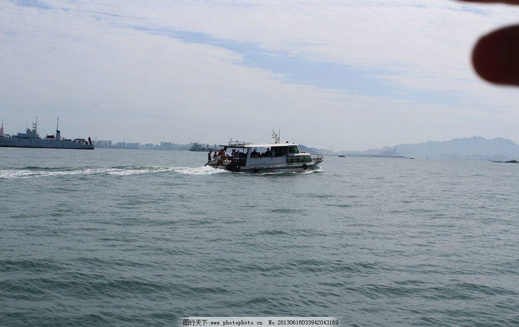 船 大海图片