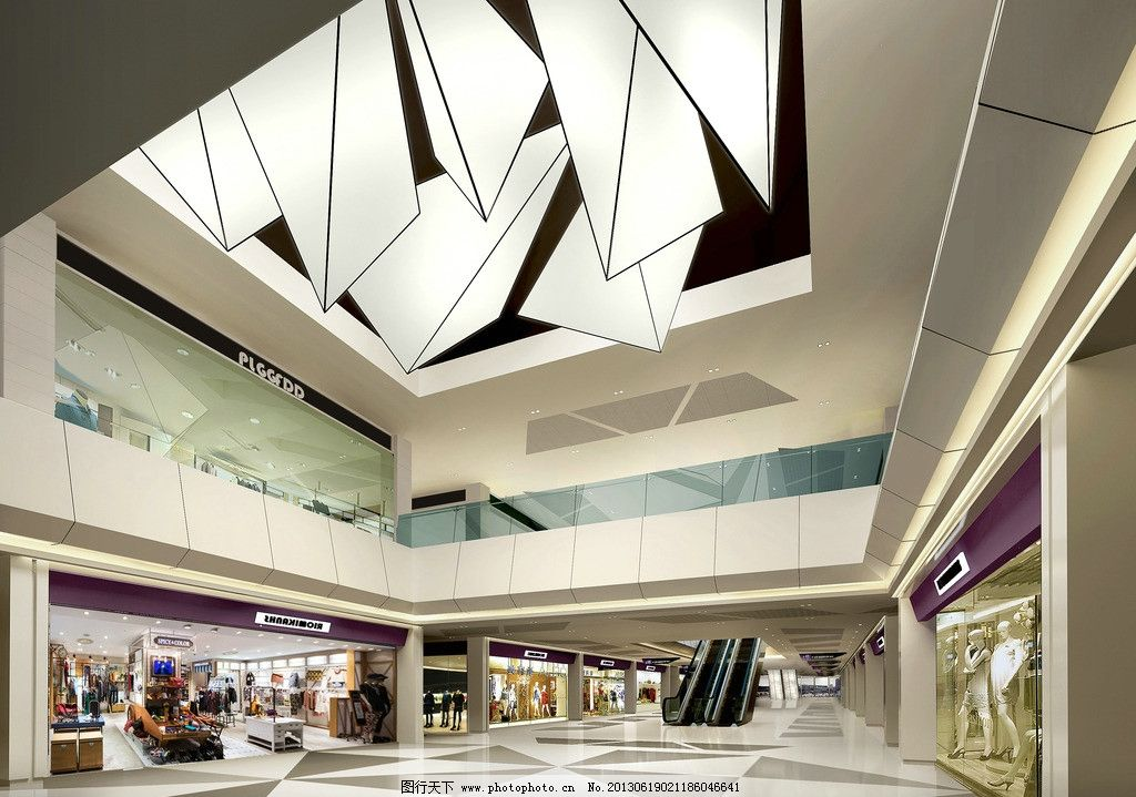 商场设计图片
