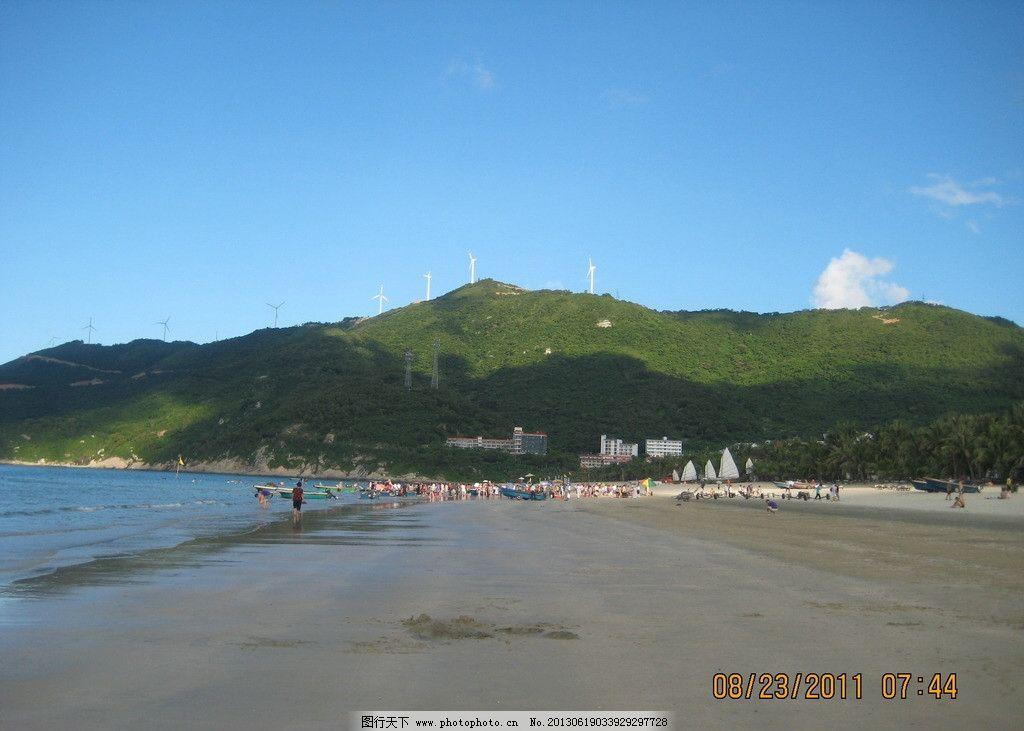 台山 下川岛图片