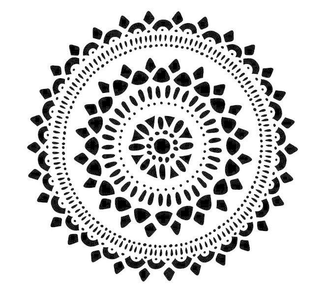 花纹 圆形 欧式图片