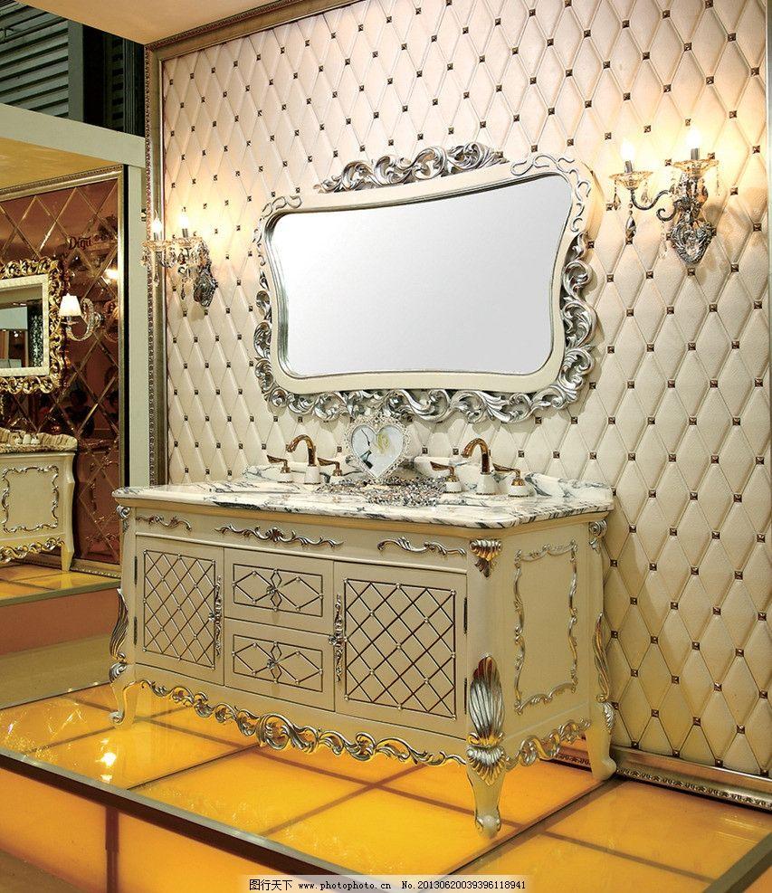 镜子 室内 室内设计 洗漱台