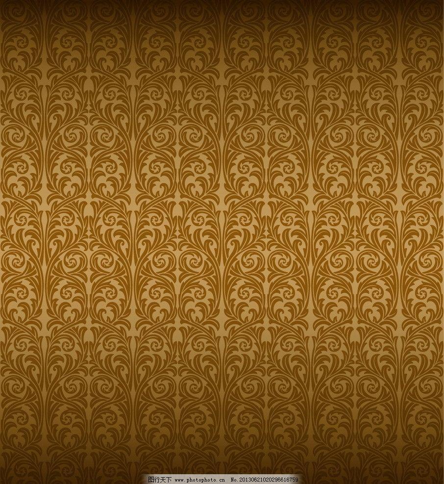 欧式花纹 金色花纹 边框花边 欧式 文本框 装饰边框 古典 复古 花纹